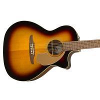 Fender Newporter Player WN SB Chitarra Acustica Elettrificata_3
