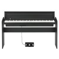KORG LP-180 BK NERO PIANOFORTE DIGITALE CONSEGNATO A DOMICILIO IN 1-2 GIORNI - SPEDITO GRATIS. DISPONIBILITA' IMMEDIATA