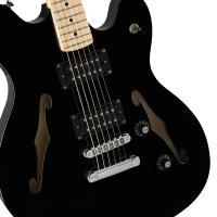 Fender Squier Affinity Starcaster MN BLK Chitarra Semiacustica_3
