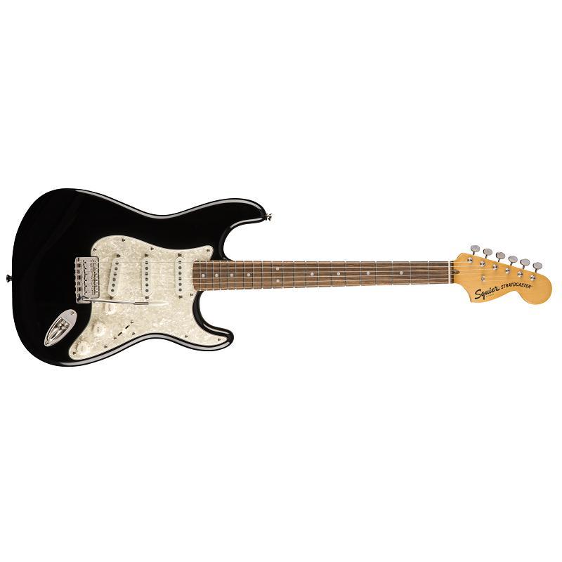 Fender Stratocaster Squier Classic Vibe 70s LRL BLK Chitarra Elettrica