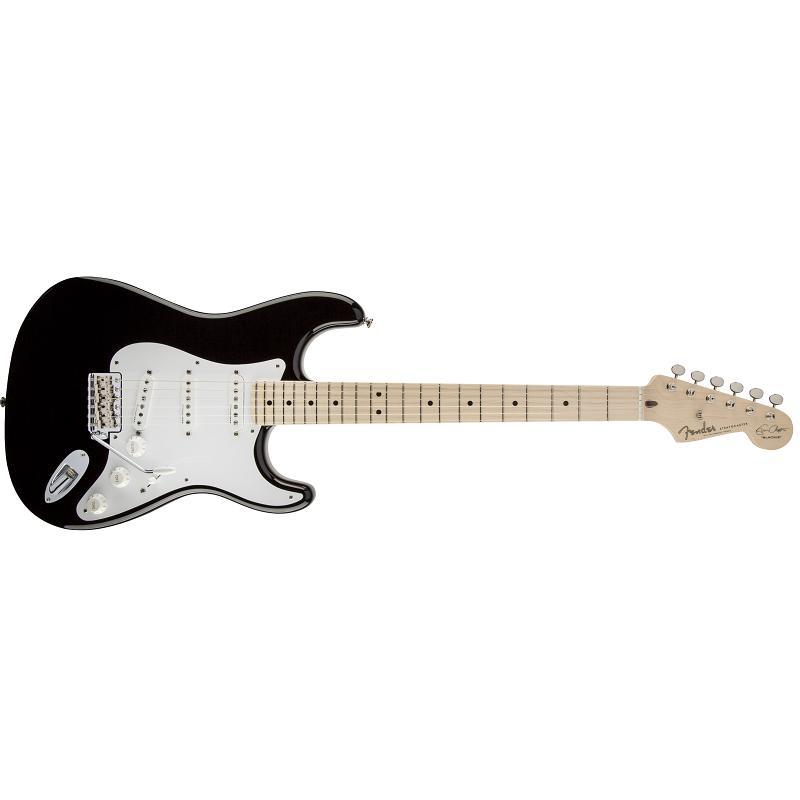 Fender Eric Clapton Stratocaster MN Blackie MADE IN USA Chitarra Elettrica