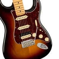 Fender American Professional II Stratocaster HSS MN 3TSB Chitarra Elettrica_3