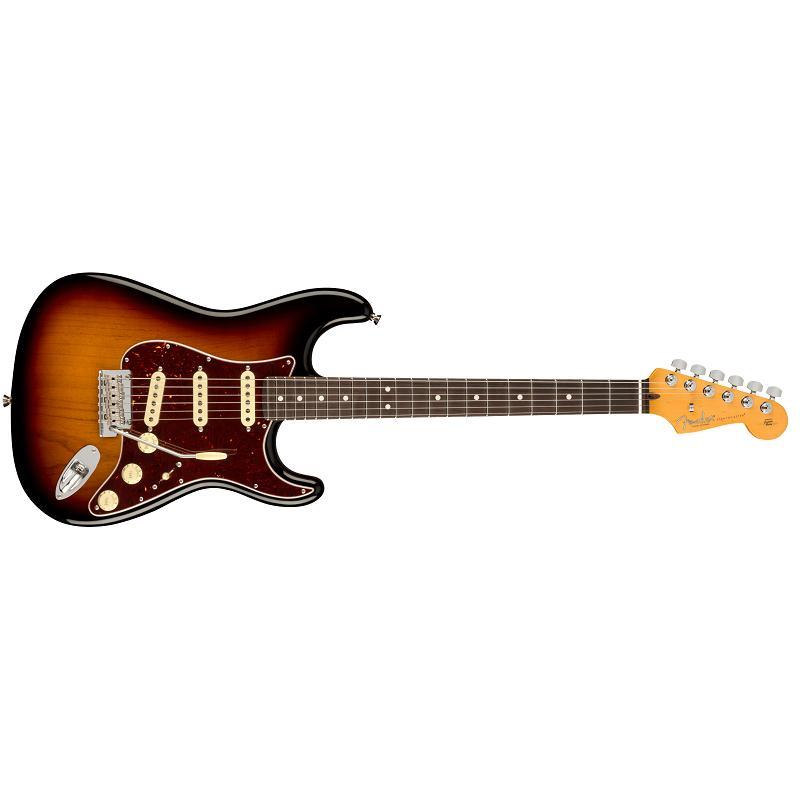 Fender American Professional II Stratocaster RW 3TSB Chitarra Elettrica