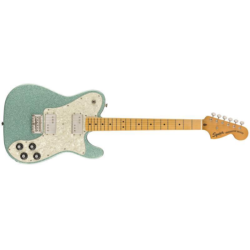 Fender Squier FSR Telecaster Classic Vibe 70S Deluxe MN SFM SP Chitarra Elettrica