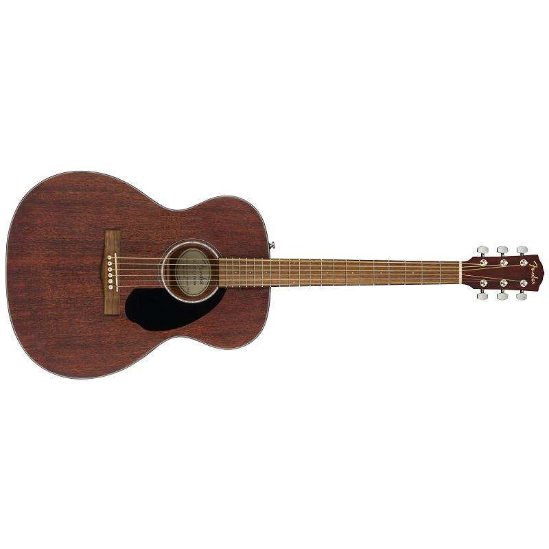 Fender FSR CC 60S WN All Mahogany Chitarra Acustica