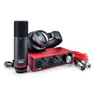 Focusrite Scarlett 2i2 Studio 3RD GEN Scheda Audio