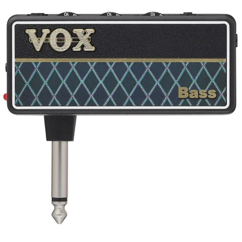 VOX Amplug 2 Bass Amplificatore per cuffie