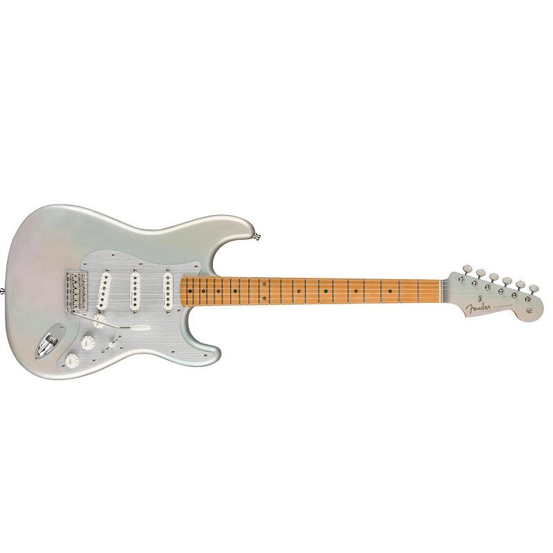 Fender H.E.R. Stratocaster MN CHRM GLW Chitarra Elettrica