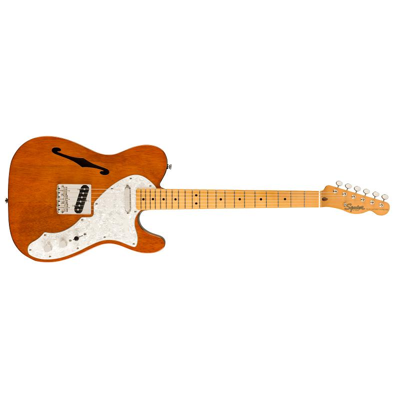 Fender Squier Telecaster Classic vibe 60s Thinline MN NAT Chitarra Elettrica