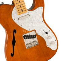 Fender Squier Telecaster Classic vibe 60s Thinline MN NAT Chitarra Elettrica_3