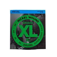 D'Addario EXL220 040-95 Muta di corde per basso elettrico