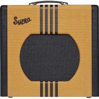 Supro Delta King 12 Tweed & Black Amplificatore Valvolare per chitarra elettrica_1