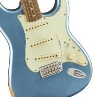 Fender Vintera Road Worn 60S Stratocaster PF LPB 75th Anniversary Chitarra Elettrica_3