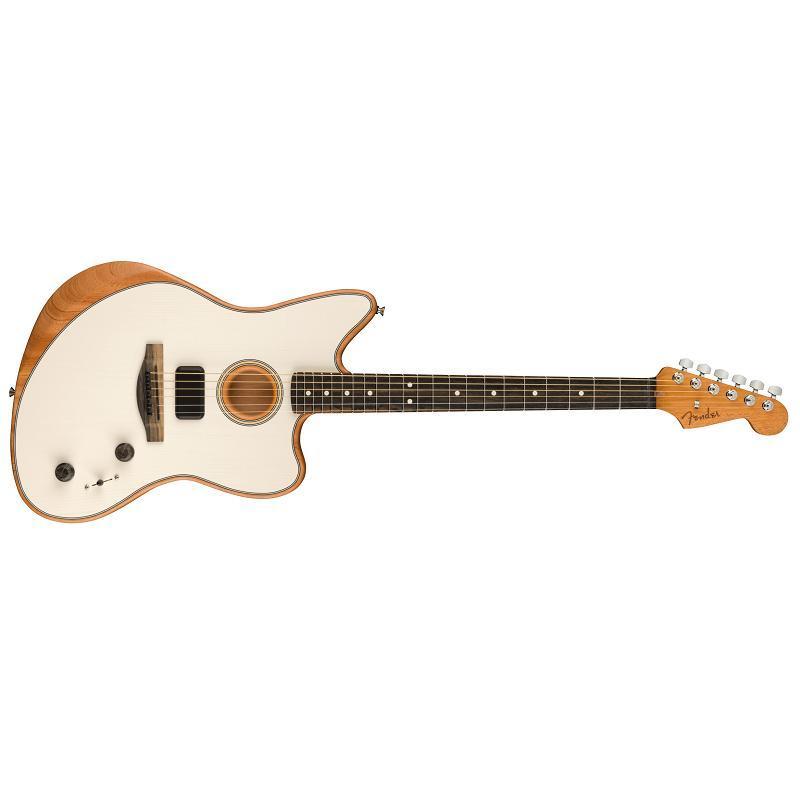 Fender American Acoustasonic Jazzmaster EB AWT MADE IN USA Chitarra