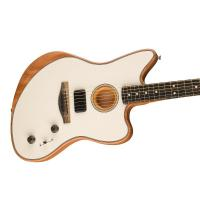 Fender American Acoustasonic Jazzmaster EB AWT MADE IN USA Chitarra_3