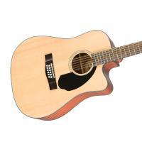 Fender CD 60SCE-12 Nat WN Chitarra Acustica Elettrificata 12 Corde_3