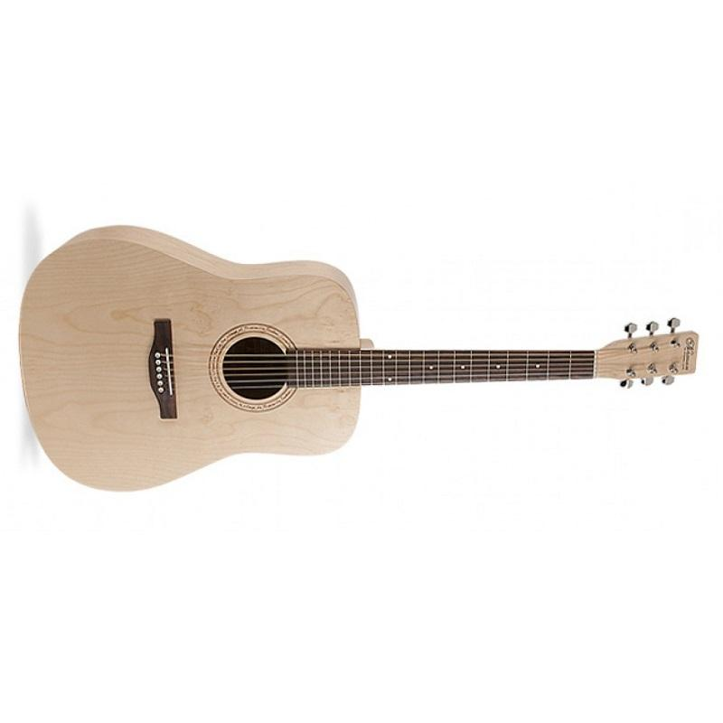 Norman Expedition Nat Solid Spruce SG Isyst Chitarra acustica elettrificata