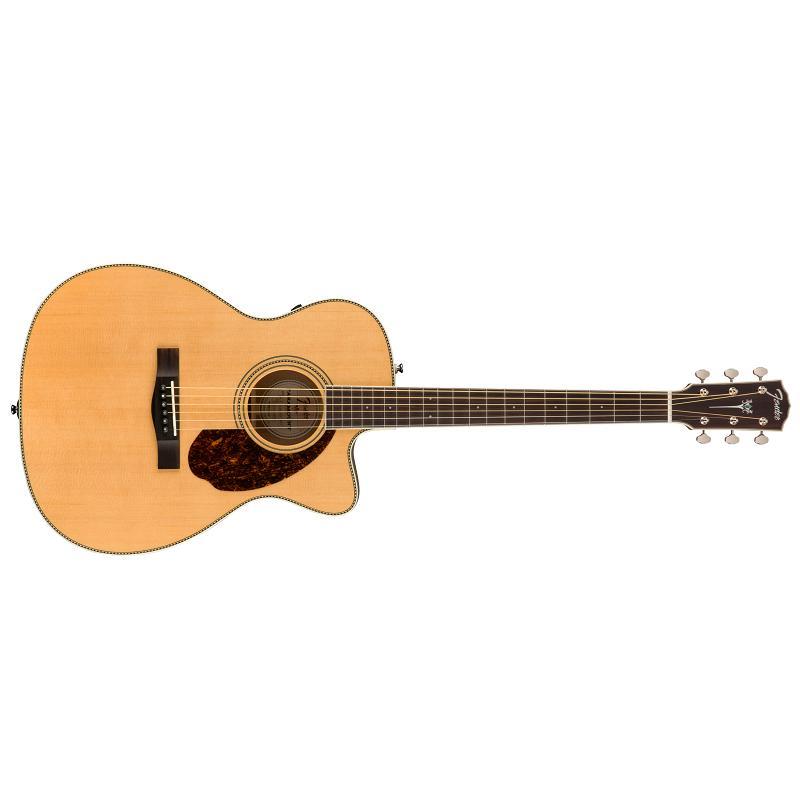 Fender PM-3 Standard Triple 0 NT Chitarra Acustica Elettrificata