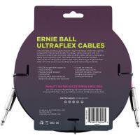 Ernie Ball 6046 Cavo PVC Black 6,09 m Connettori dritti_2