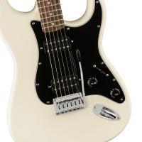 Fender Squier Affinity Stratocaster HH LRL BPG OLW Chitarra Elettrica _3