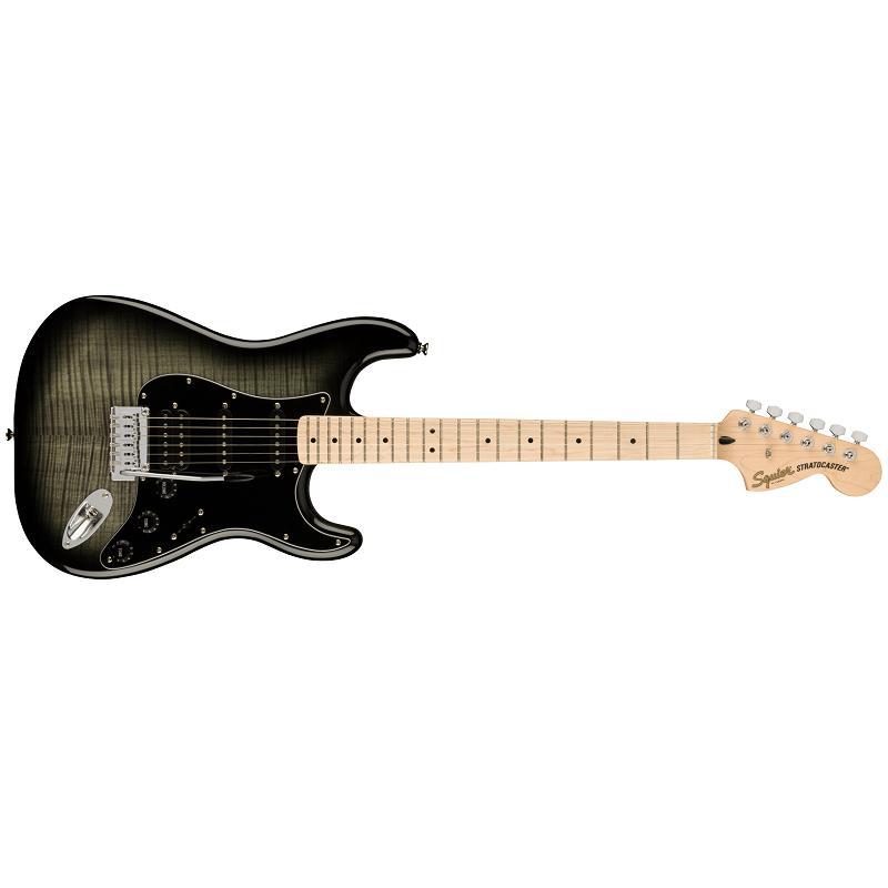 Fender Squier Affinity Stratocaster FMT HSS MN BPG BBST Chitarra Elettrica