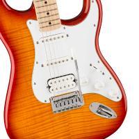 Fender Squier Affinity Stratocaster FMT HSS MN WPG SSB Chitarra Elettrica_3