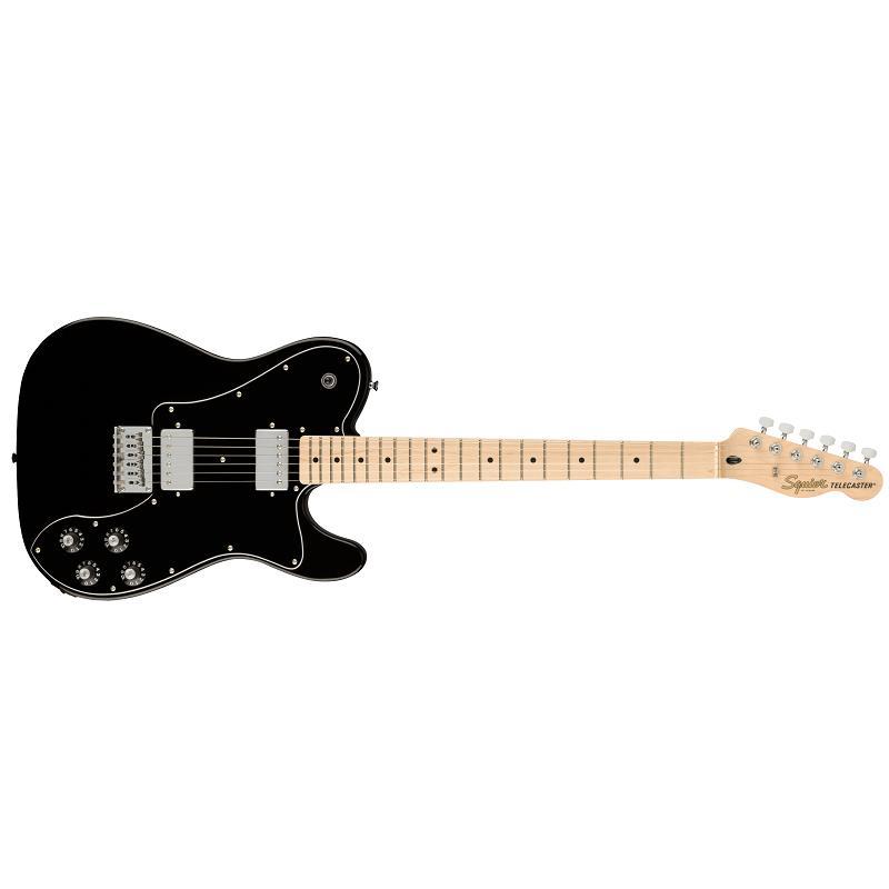 Fender Squier Affinity Telecaster Deluxe MN BPG BLK Chitarra Elettrica