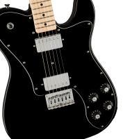 Fender Squier Affinity Telecaster Deluxe MN BPG BLK Chitarra Elettrica_3
