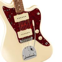 Fender Vintera 60S Jazzmaster PF MHC OLW 75th Anniversary Chitarra Elettrica_3