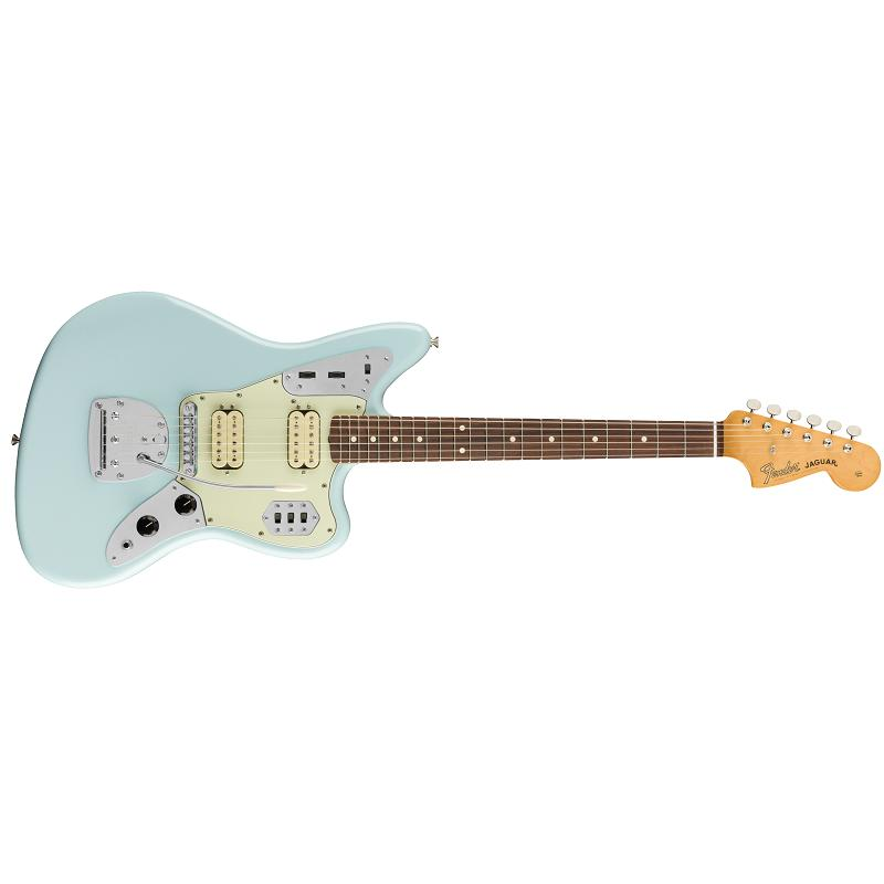 Fender Vintera 60S Jaguar Modified PF HH SBL Chitarra Elettrica