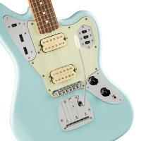 Fender Vintera 60S Jaguar Modified PF HH SBL Chitarra Elettrica_3