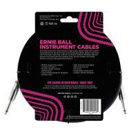 Ernie Ball 6048 Cavo PVC Black 3,05 m Connettori dritti_2