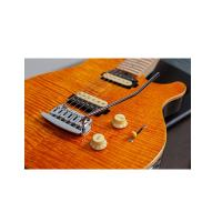 Sterling AX3FM Axis Flame Maple Top Trans Gold Chitarra elettrica_3