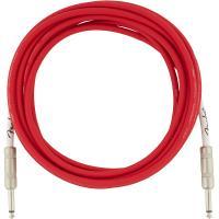 Fender Original Series Instrument Cable 15' Fiesta Red Cavo 4.5m_2